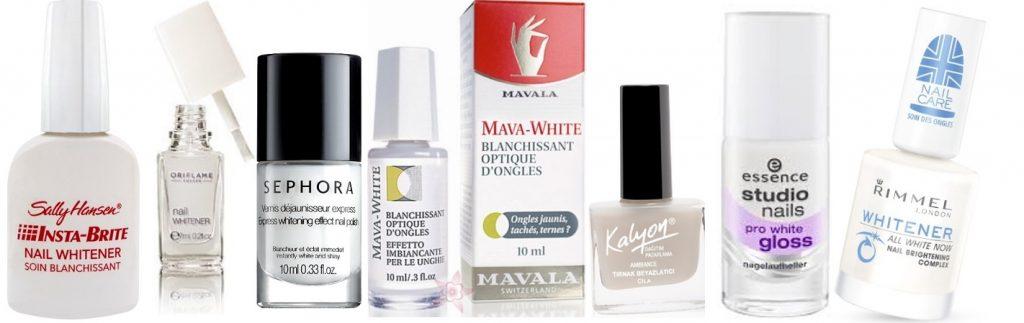 whitener-nail
