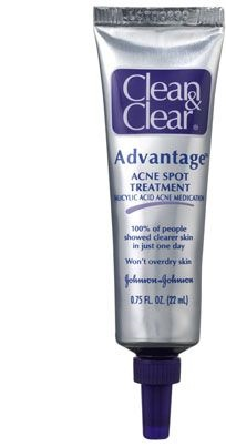 clean clear acne spot treatment